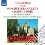 Christmas With Winchester College Chapel Choir cd musicale