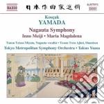 Koscak Yamada - Nagauta Symphony cd musicale di KÔsÇak Yamada