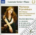 Haydn Franz Joseph - Piano Recital: Andante Con Variazioni Op.xvii:6 cd musicale di Miscellanee