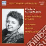 Brahms - Die Schone Magelone Op.33 E Altri Lieder cd musicale di Johannes Brahms
