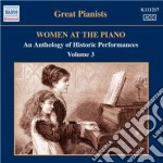 Women at the piano, vol.3 cd musicale