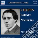 Ballate (nn.1-4), notturni cd musicale di Fryderyk Chopin