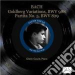 Bach J.S. - Variazioni Goldberg, Partita N.5 cd musicale di Johann Sebastian Bach