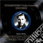 Nathan Milstein - Encores cd musicale di Nathan Milstein
