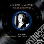 Bach J.S. - Concerto Per Violino Bwv 1041, 1042, Concerto Per 2 Violini Bwv 1043 cd musicale di Johann Sebastian Bach