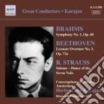 Brahms Johannes - Sinfonia N.1 Op.68 cd musicale di Johannes Brahms