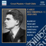 Gilels Emil - Early Recordings,  Vol.1: 1935-1951 cd musicale di Emil Gilels