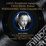 Sinfonia spagnola (estratti) cd musicale di Edouard Lalo
