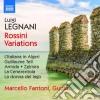 Legnani Luigi - Rossini Variations cd