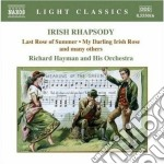 Irish rhapsody cd musicale