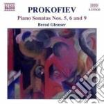 Sonate per pianoforte (integrale) vol.3 cd musicale di Sergei Prokofiev