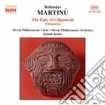 Il poema di gilgamesh (oratorio) cd musicale di Bohuslav Martinu