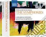 Sinfonie (integrale) e altri brani orche cd musicale di William Schuman
