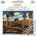 Danubio (poema sinfonico), musiche di sc cd musicale di Leos Janacek