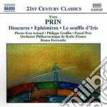 Yves Prin - Dioscures cd musicale di Yves Prin