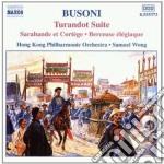 Turandot (suite op.41), 2 studi per il