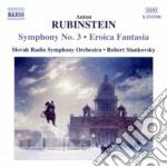 Sinfonia n.3 op.56, eroica op.110 (fanta cd musicale di Anton Rubinstein