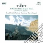 Hundrad hardingtonar op.151 (cento melod cd musicale di Geirr Tveitt