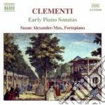 Clementi Muzio - Early Piano Sonatas, Vol.1 cd musicale di CLEMENTI