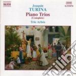 Trii (integrale) cd musicale di Joaquin Turina