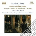 Tenor Opera Arias cd musicale di ARTISTI VARI
