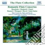 Romantic Flutes Concertos cd musicale di ARTISTI VARI