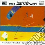 Donny Mccaslin - Exile And Discovery cd musicale
