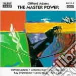 Clifford Adams - The Master Power cd musicale