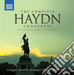 HAYDN EDITION-THE COMPLETE CONCERTOS      cd musicale di HAYDN FRANZ JOSEPH