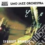 Umo Jazz Orchestra - Transit People cd musicale di Umo jazz orchestra