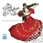 THE GREAT WALTZES                         cd musicale di Miscellanee