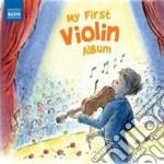 My first violin album cd musicale di Miscellanee