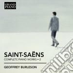 Opere per pianoforte (integrale), vol.2 cd musicale di Camille Saint-sa-ns