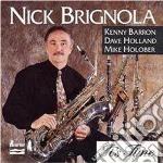 It's time cd musicale di Brignola Nick