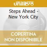 New york city cd musicale di Ahead Steps