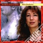 MIRANDOTE cd musicale di SALGADO MARIA