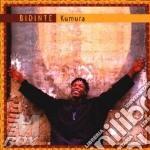 Bidinte - Kumura cd musicale di Bidinte