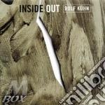 Inside out - cd musicale di Rolf kuhn feat. michel brecker