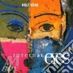 Khun/erskine/loeb/so - Internal Eyes cd musicale di R.khun/p.erskine/c.l