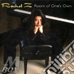 Room of one's own - cd musicale di Rachel Z