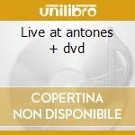 Live at antones + dvd cd musicale di Band of heathens