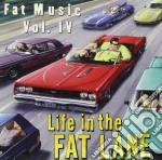Fat Music 4 - Fat Lane cd musicale di ARTISTI VARI
