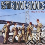 Me First And The Gimme Gimmes - Blow In The Wind cd musicale di ME FIRST & THE GIMME GIMMES