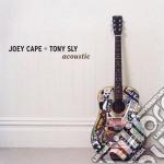 (LP VINILE) Acoustic lp vinile di Cape joey & sly tony