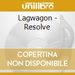 Lagwagon - Resolve cd musicale di LAGWAGON