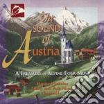 The Sound Of Austria /manfred Schuler Zither  Folk Music Ensemble cd musicale di Miscellanee