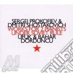 CENERENTOLA (SUITE, ARR. PER 2 PIANOFORT  cd musicale di Sergei Prokofiev