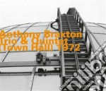 Town hall 1972 cd musicale di Anthony Braxton