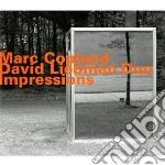 Marc Copland - Impressions - Marc Copland David Liebman Duo cd musicale di Marc Copland