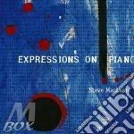 Steve Maclean - Expressions For Piano cd musicale di Steve Maclean